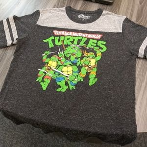 Nickelodeon Shirts - NINJA TURTLES T-SHIRT 👕 TMNT Comic Cartoon Tee M